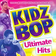 Kidz Bop Ultimate Hits CD Giveaway