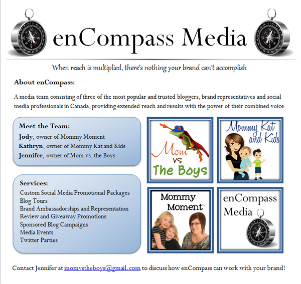 0. enCompass Media   Mom vs the Boys