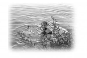 Wordless Wednesday~ Water Boy {linky}