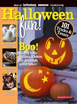 halloween magazine