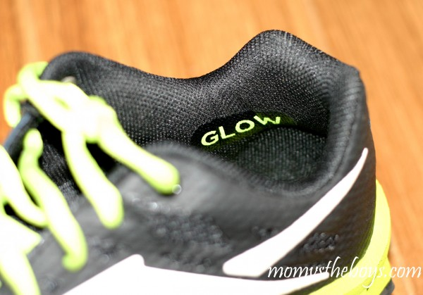 reebok glow in the dark shoes