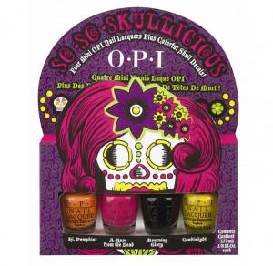 OPI So So Skullicious