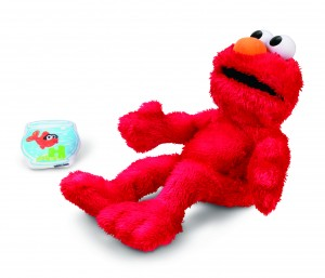 Get Ready to Giggle with LOL Elmo! {Giveaway} #LOLElmo