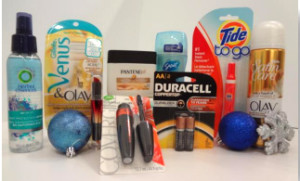 P&G Holiday Survival Kit #PGmom