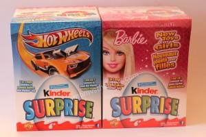 Kinder Canada has a few new Surprises #Kindermom