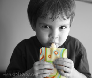 Squishy Snak Pak for Nutrition on the Go! {Giveaway}