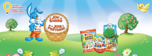 Egg-Citing News From @KinderCanada