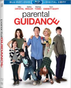 Parental Guidance, a fun family movie