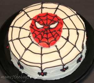Wordless Wednesday ~ Spiderman, Spiderman….