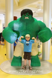 Wordless Wednesday – The Hulk