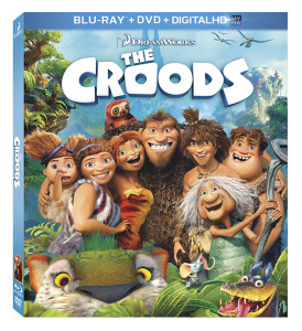 Get to know the croodaceous creatures of The Croods! #TheCroodsDVD {Giveaway}