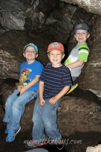 Wordless Wednesday ~ spelunking {Linky}