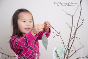 Embed Positivity in Your Kids – Make A Thanksgiving Gratitude Tree