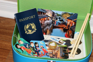 Little Passports is the educational kids gift that keeps on giving {Giveaway}