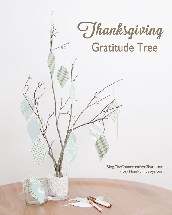 thanksgiving crafts for kids. Make A Thanksgiving Gratitude Tree   Mom vs the Boys