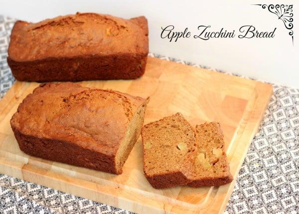 Apple Zucchini Bread 2