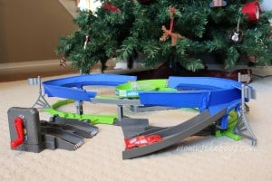 Disney•Pixar Cars – Stunt Racers Double Decker Speedway Set {Giveaway}
