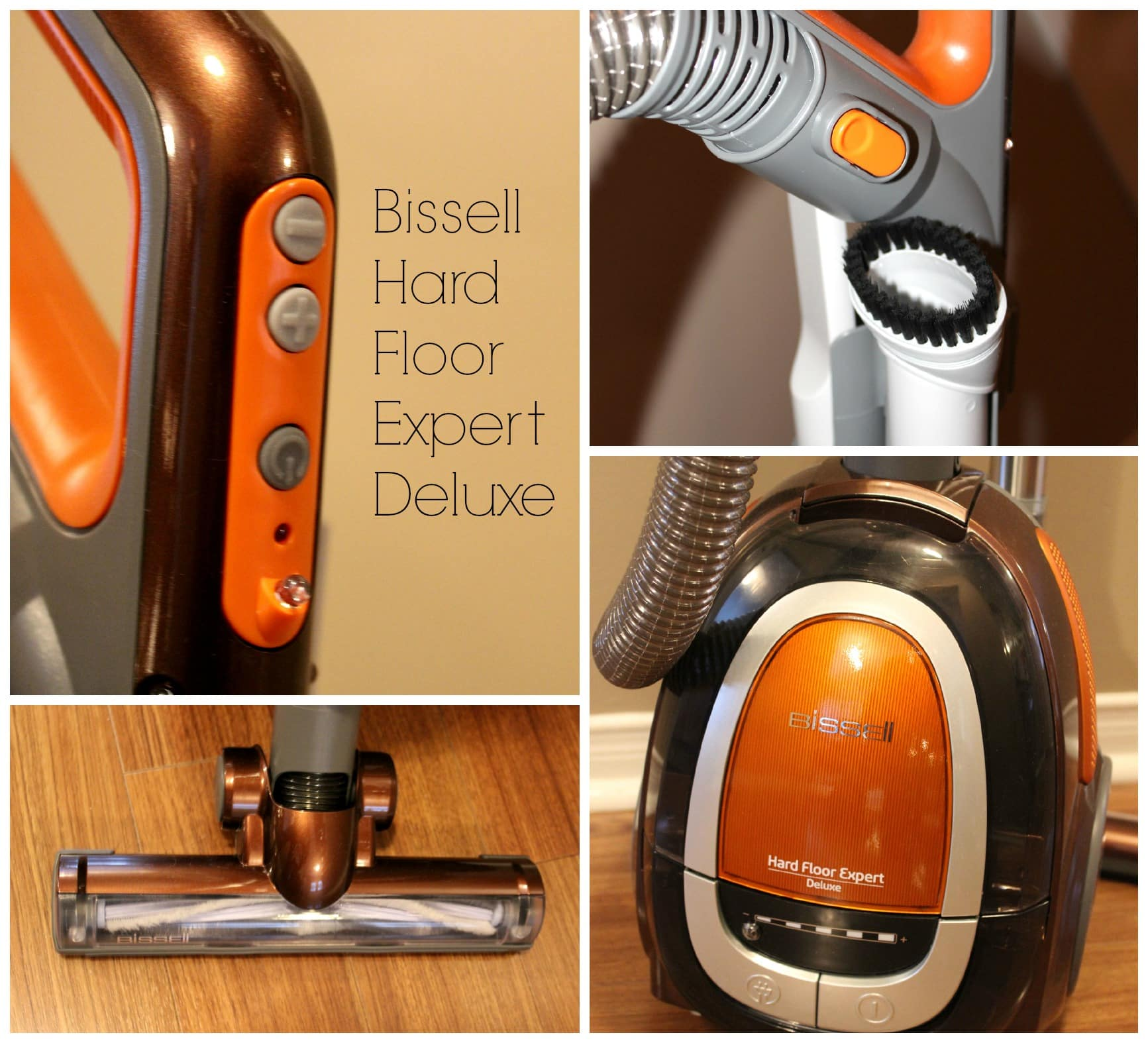 Captivating Features I Loved About The Bissell Hard Floor Expert Deluxe Were The Speed  Controls On The Handle, The Handy Cord Retract, The Cool Rootbeer And  Orange ...