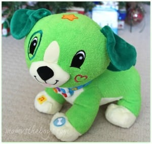 Meet Scout, from LeapFrog!