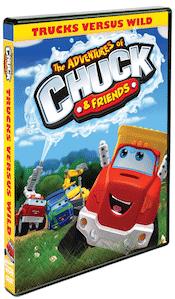 Chuck and Friends: Trucks versus Wild
