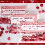 Smartie Valentine Treat with Printable
