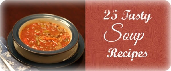 25 Soup Recipes