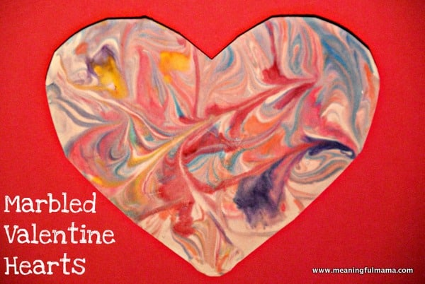 1-shaving-cream-marbled-Valentine-heart-craft-109 - Copy