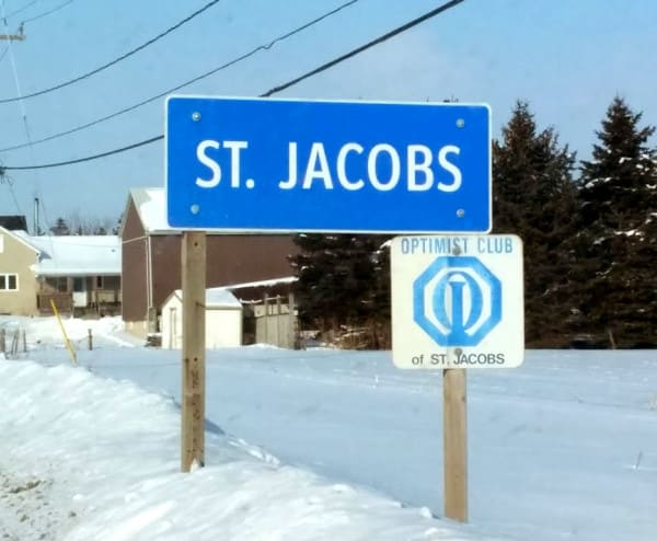 St Jacobs