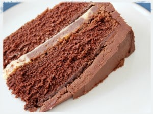 Wordless Wednesday ~ Birthday Cake