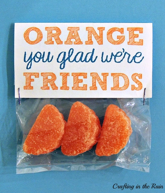 orange valentines