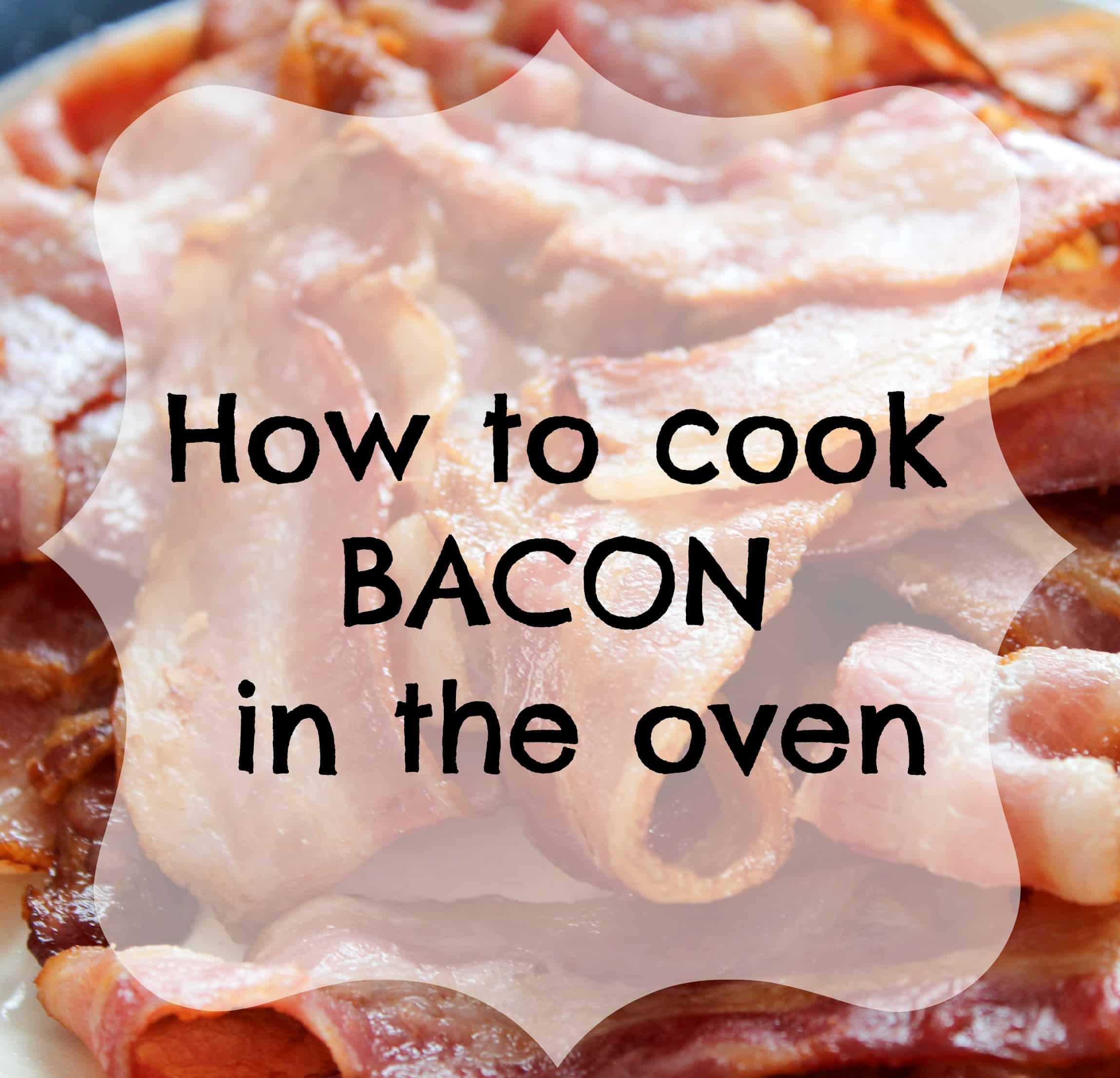 Long Do You Bake Bacon Halflifetr