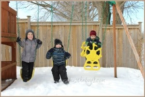 Wordless Wednesday ~ March Break