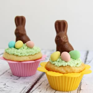 12 Easy Easter Cupcakes You Have to Try!