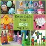 Easter Crafts Your Boys Will Love