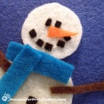 Snow Themed Craft Round Up