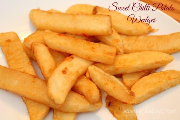 Sweet Chilli Fries