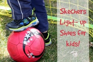 Light up your summer with Skechers! {Giveaway}