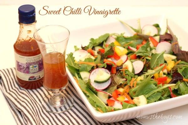 sweet chilli vinaigrette