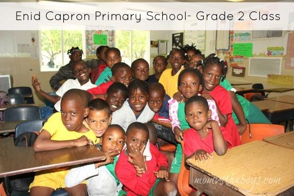 school kids Sandals Foundation