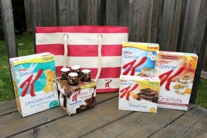Find out how to get a Free Beach Tote this Summer from Special K