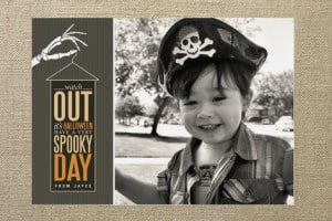 Celebrating Halloween with Minted.com