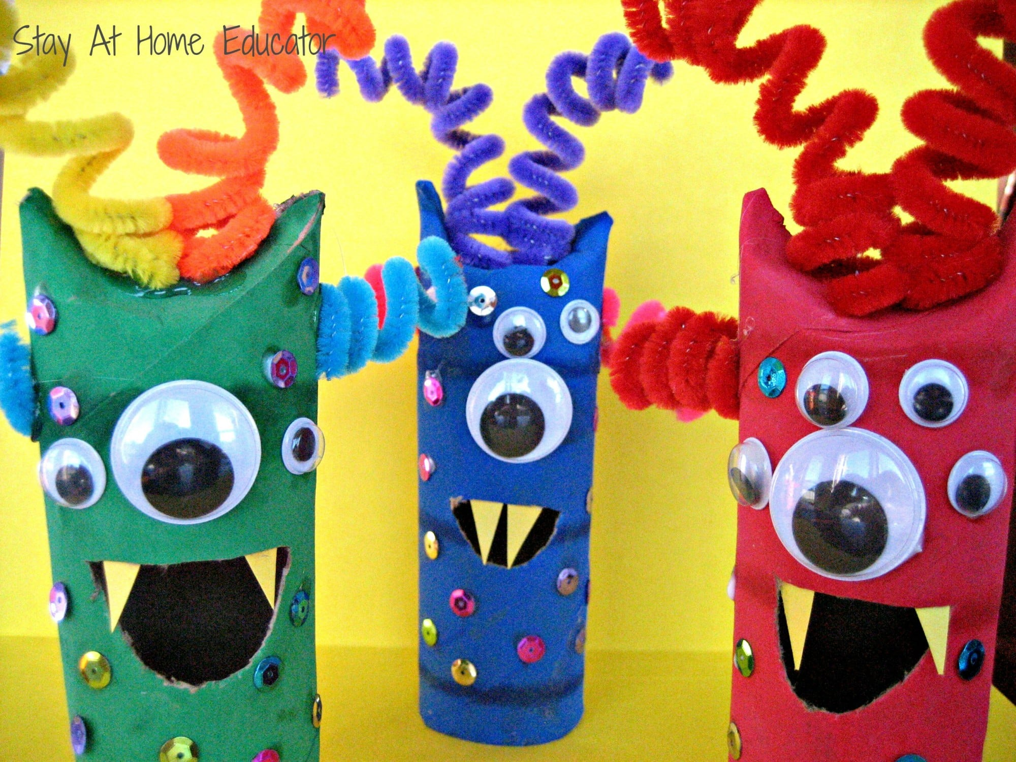 Monster mash halloween round up mom vs the boys for Paper mashing craft