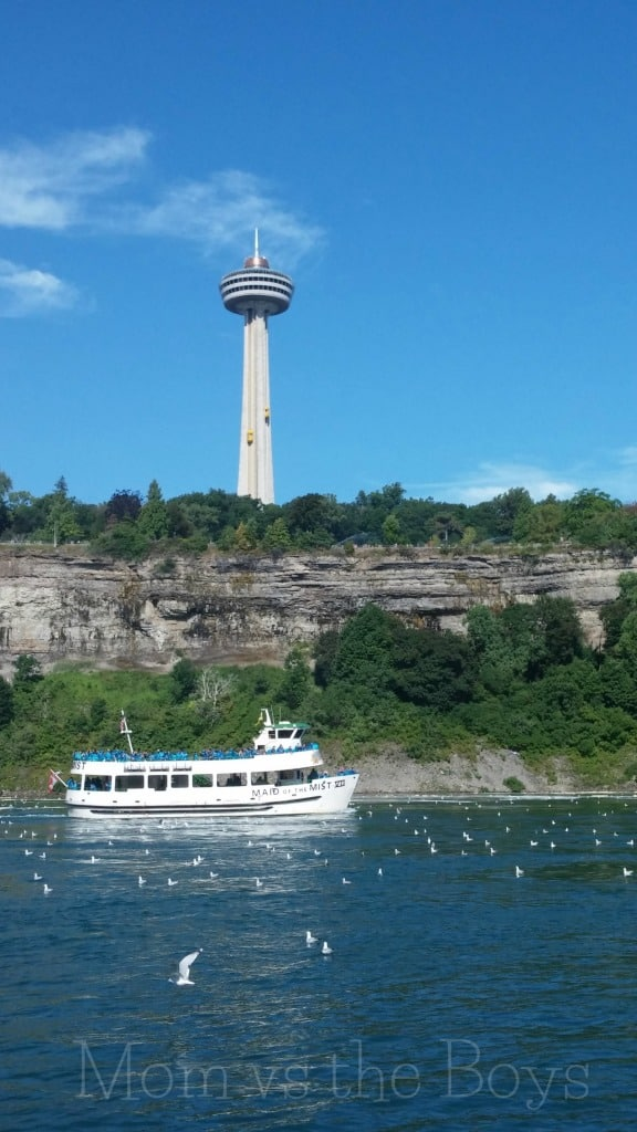 maid of the mist skylon