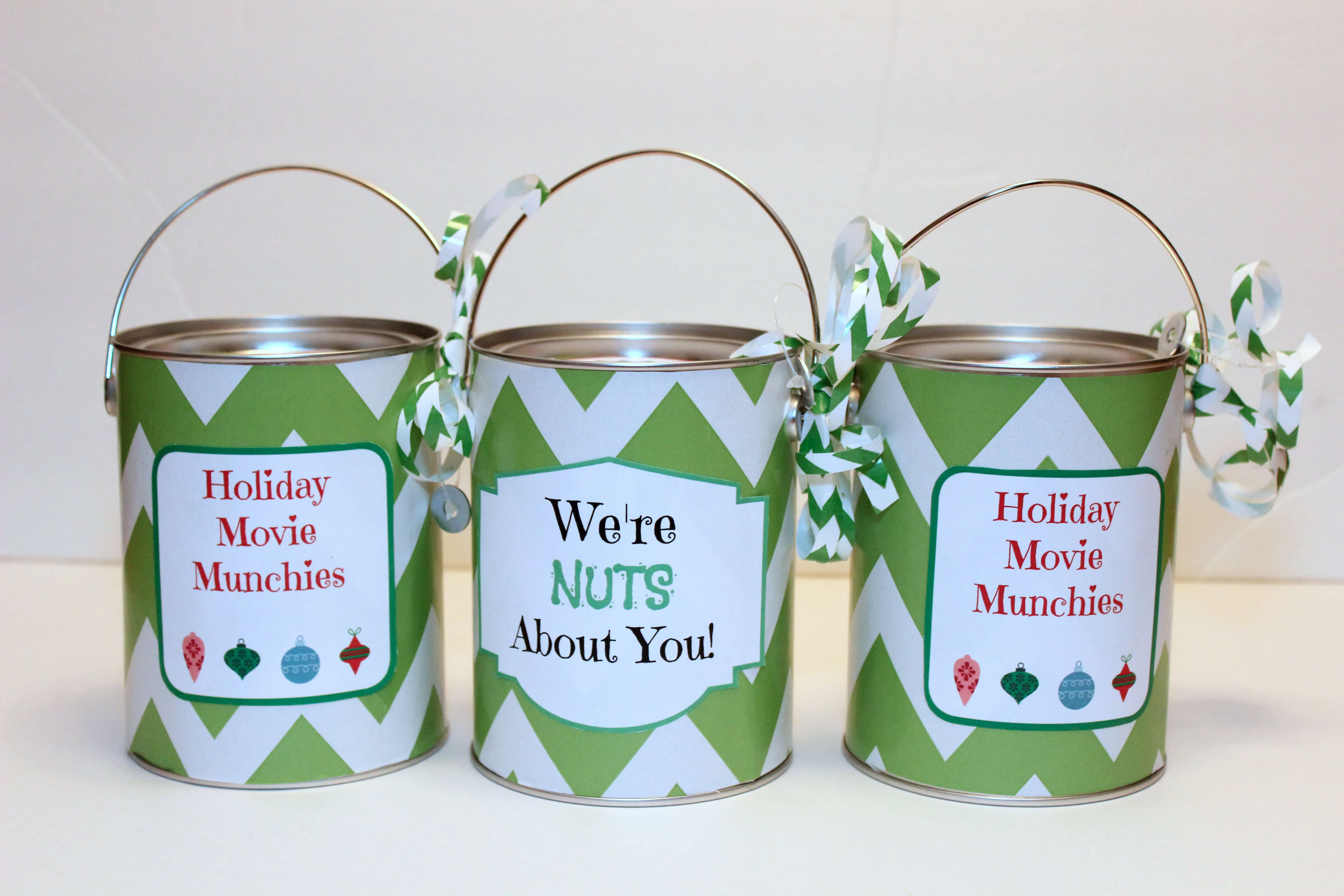 Christmas in a Can, DIY Gift Idea