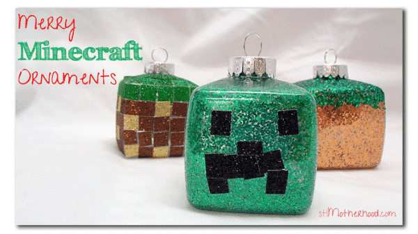 minecraft ornament