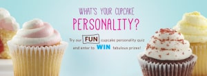 What's Your Cupcake Personality? Find out at Kimberley's Bakeshoppe! {Giveaway}