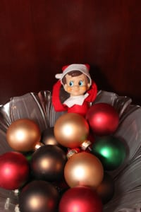 Elf on the Shelf is back for Christmas 2014