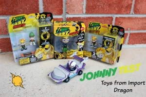 johnny test toys