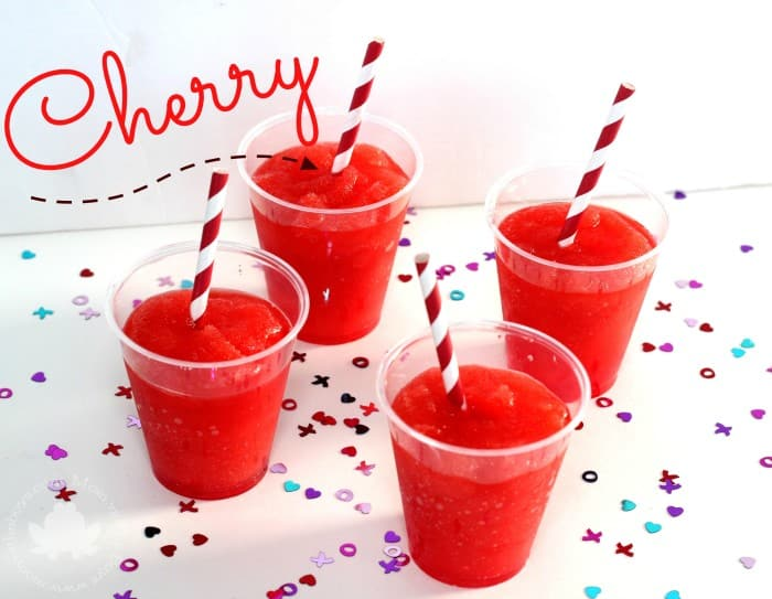 Cherry Crush Slush