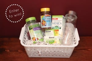 Keep your resolutions on track! {Giveaway}